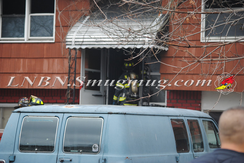 North Babylon F D  House Fire 17 Broome St 2-11-12-1