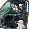 W Babylon Van vs Tractor Trailer-13