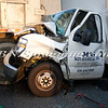 W Babylon Van vs Tractor Trailer-12