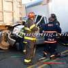 W Babylon Van vs Tractor Trailer-10