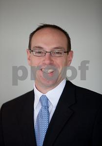 New VP of Advancement, Steve Morin.