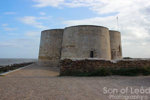 The Martello Tower