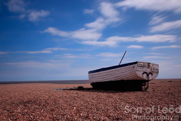 A boat named Viking