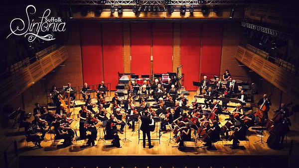 Suffolk Sinfonia 2019 - 1
