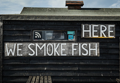 Seaside Fish Shop