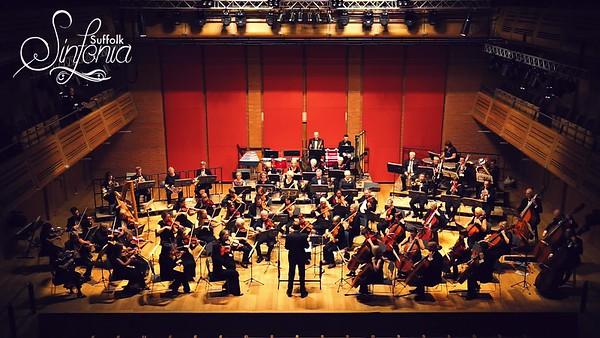 Suffolk Sinfonia 2019 - 2