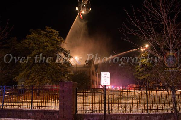 Suffolk Fire Departments