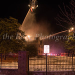 Centereach Building Fire 01/24/2015