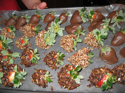 Strawberry & Cupcakes