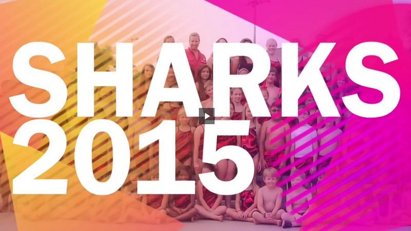 Sharks 2015 Team Video