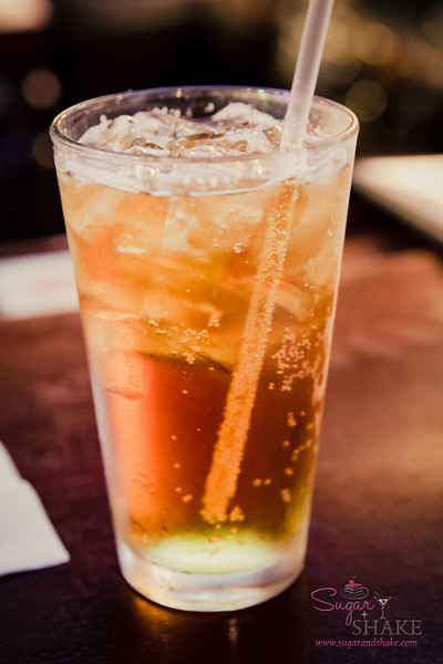 Jonathan Schwalbenitz's Pimm's Cup at Murphy's Bar & Grill. © 2013 Sugar + Shake