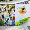 "Previews from Kā'anapali Fresh 2014. Short Rib Poutine (Raymond Nicasio, Sheraton Maui); Salmon at Mixology 101; Monica Bogar of NapiliFLO and her ""shots""; Pā'ina Cocktail (Chandra Lucariello, Southern Wine & Spirits); 'Ahi Bacon & Grits (Ikaika Manaku, Westin Maui); Corn Tamale (Raymond Nicasio, Sheraton Maui). © 2014 Sugar + Shake"