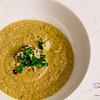 Italian-style Creamy Mushroom Soup. No actual cream in the soup. © 2013 Sugar + Shake