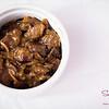 Braised Beef and Mushroom Pot Pie filling. © 2013 Sugar + Shake