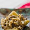 Oyster Mushroom Tart. © 2012 Sugar + Shake