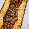 Caramelized Pickled Maui Onion Tart. © 2013 Sugar + Shake