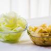 Onions, onions, onions. Fresh and pickled Maui onions. © 2013 Sugar + Shake
