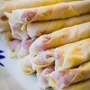 It is impossible to make just a few lumpia. © 2013 Sugar + Shake