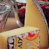 Manchego cheese. Sugar's favorite substitute for Parmesan. © 2012 Sugar + Shake