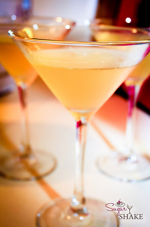 Sugar's Asian Iced Tea Martini. © 2012 Sugar + Shake