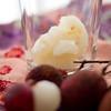 Muddle fresh, local lychee. © 2012 Sugar + Shake