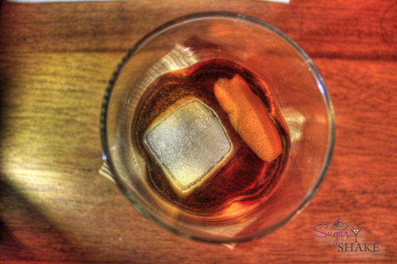 Top view of a Vieux Carre. © Sugar + Shake