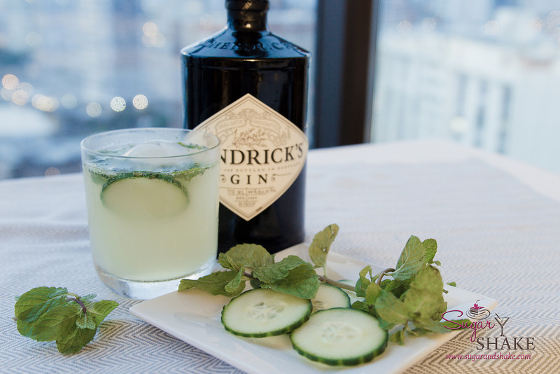 """Shake made a Cucumber Rickey from the <i><a href=""""http://www.masonshaker.com/products/shake-a-new-perspective-on-cocktails"""">Shake: A New Perspective on Cocktails</a></i> book. Read about it <a href=""""http://sugarandshake.com/friday-photo-cucumber-rickey/"""">on the blog</a>. © 2014 Sugar + Shake"""