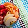 Sangria fruit!!  © 2013 Sugar + Shake