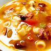 The finished soup. © 2012 Sugar + Shake