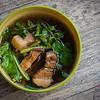 Pork Watercress Soup © 2014 Sugar + Shake