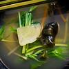 Japanese New Year's tradition: Ozoni (mochi soup). © 2013 Sugar + Shake