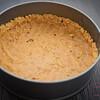 Shortbread crumb crust. © 2015 Sugar + Shake
