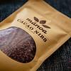 Cacao nibs add a great, subtly chocolatey flavor. © 2015 Sugar + Shake