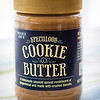 A gift from a friend: Speculoos Cookie Butter. Kind of like Nutella, but with a cinnamon-y, gingerbread-y taste. Yummy. © 2013 Sugar + Shake