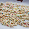 Birthday Cake Crumb, pre-baking. © 2013 Sugar + Shake