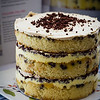Momofuku Milk Bar Chocolate Chip Layer Cake. Hey, it looks just like in the book! © 2013 Sugar + Shake