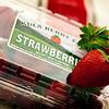Strawberries from Upcountry Maui—mmm, soooo sweet! © Sugar + Shake