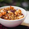 Shake's Cranberry Mac Nut Crunch Granola. Next year, it, too, will be bourbon glazed. © 2012 Sugar + Shake
