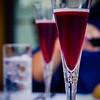 Some sweet sparkling wine to start things off at Arancino at The Kahala Hotel. © 2014 Sugar + Shake.