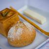 """Even the """"bread basket"""" is beautiful at Arancino at The Kahala Hotel. © 2014 Sugar + Shake."""