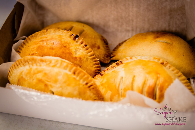 Another famous Sam Sato's item: Turnovers! © 2014 Sugar + Shake
