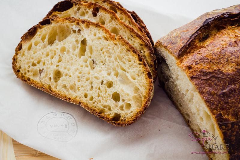 City Loaf from Breadshop. © 2013 Sugar + Shake