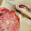 "Sopressa and house-made pancetta from <a href=""http://wholeoxdeli.com/"">The Whole Ox Butcher & Deli</a>. © 2013 Sugar + Shake"
