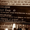 Nightly specials at The Manifest are always changing. © 2013 Sugar + Shake