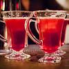 Livestock Taven. Alicia & Allie's rum & rye punch, The Thomas Brown Affair. © 2014 Sugar + Shake