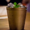 Christian Self's Sarsaparilla Julep at Bevy Bar © 2013 Sugar + Shake
