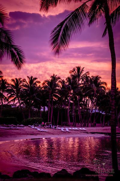 Killer view at Brown's Beach House, Fairmont Orchid. © 2014 Sugar + Shake