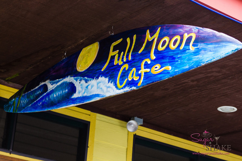 Full Moon Café in Hilo. © 2014 Sugar + Shake