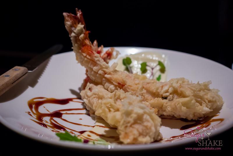 Shrimp Tempura at Star Noodle. © 2013 Sugar + Shake