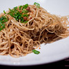 Garlic Fried Noodles at Star Noodle. © 2013 Sugar + Shake